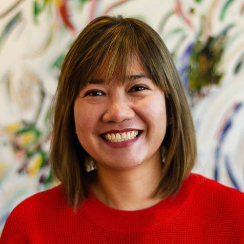 Crispina Caganan, Community Manager