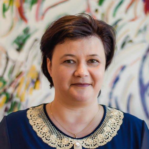 Gina Hritcu, Property Manager