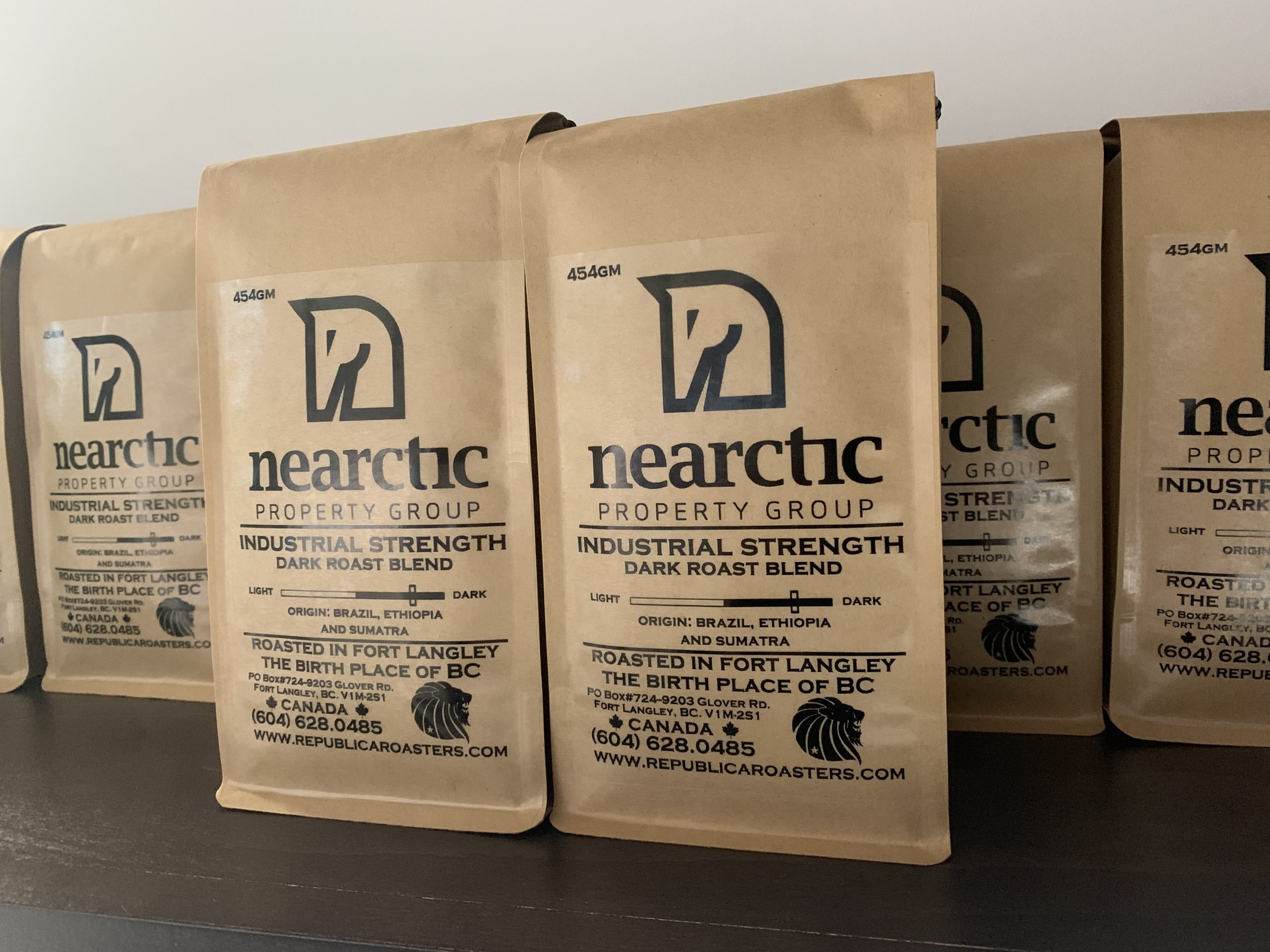 Nearctic Industrial Strength Coffee Fuels The Forecast For Growth