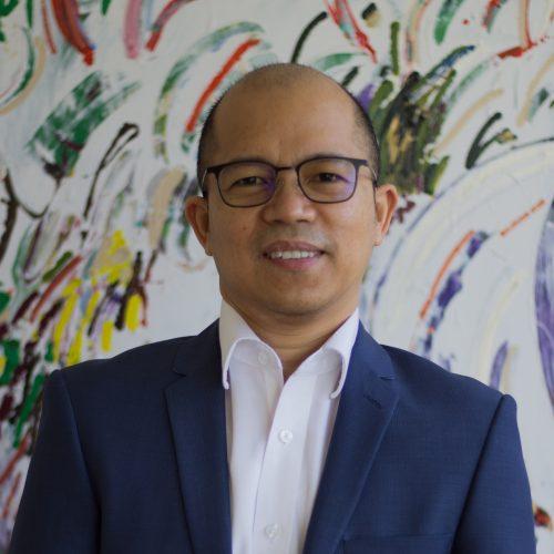 Antonio Reyes, Controller Finance & Administration