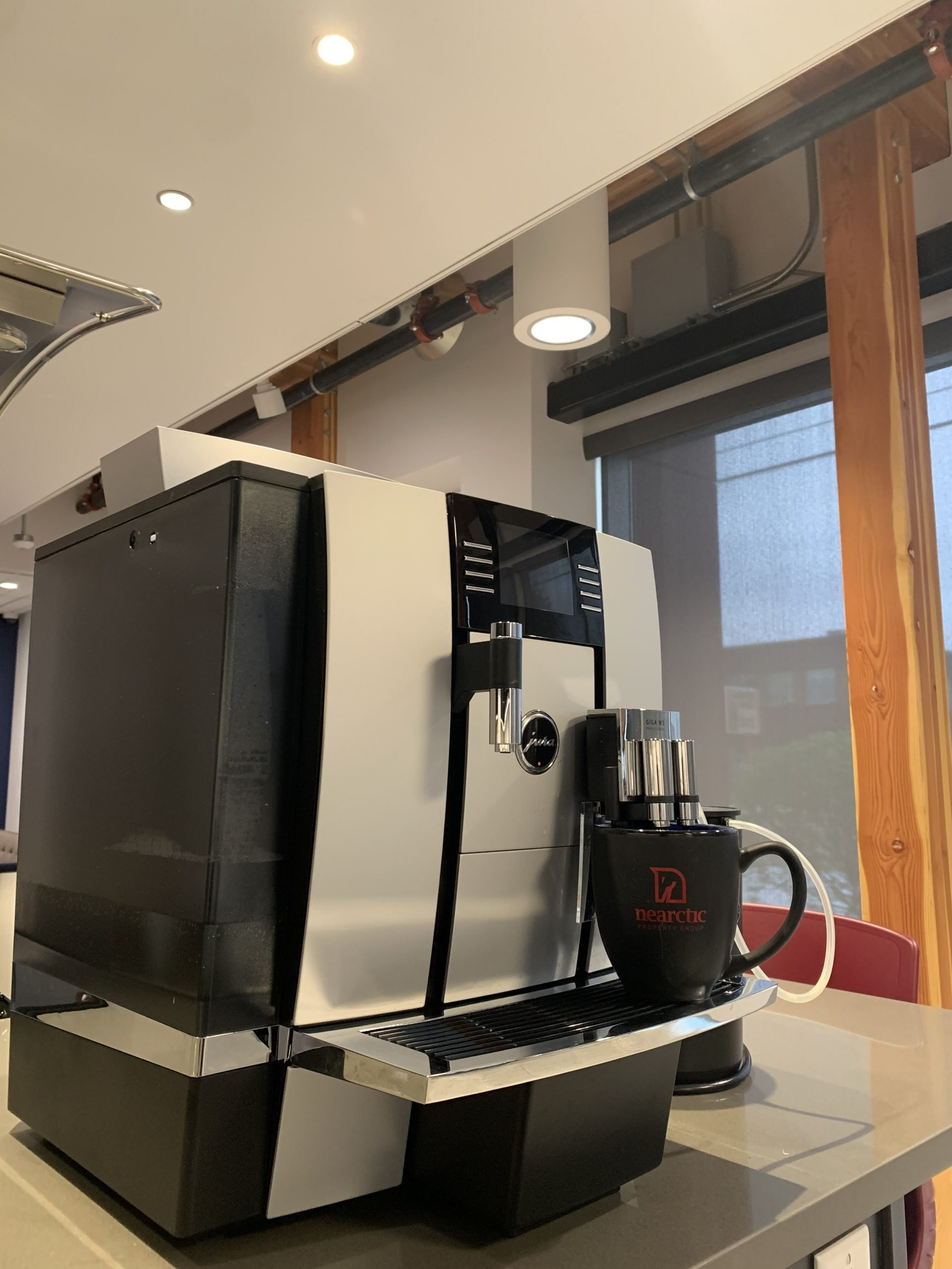 New Coffee Machine & Year Ends